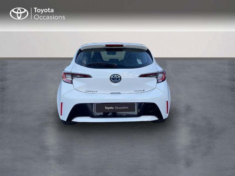 Photo 4 de l'offre de TOYOTA Corolla 122h Dynamic MY20 à 21980€ chez Altis - Toyota Vannes