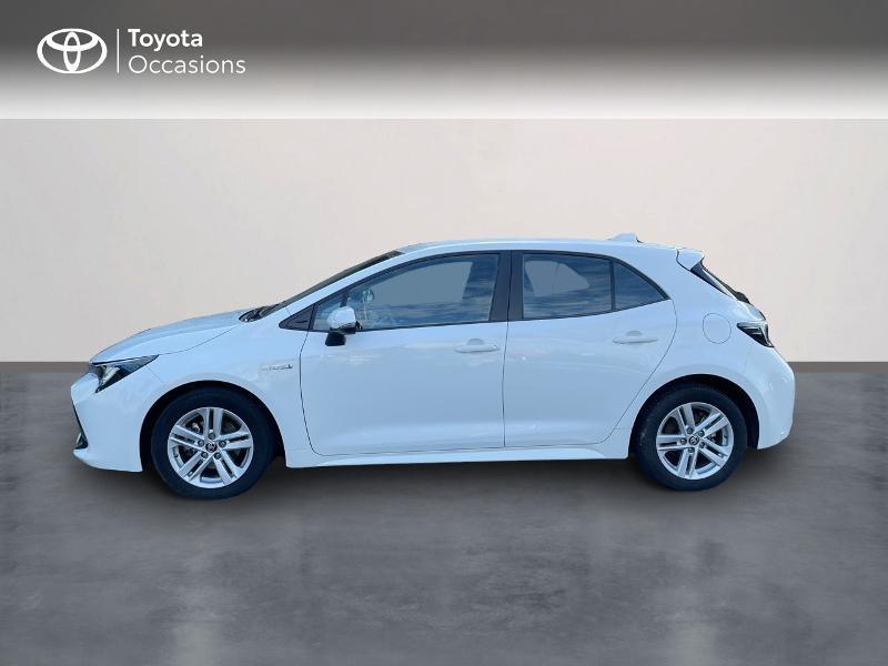 Photo 3 de l'offre de TOYOTA Corolla 122h Dynamic MY20 à 21980€ chez Altis - Toyota Vannes