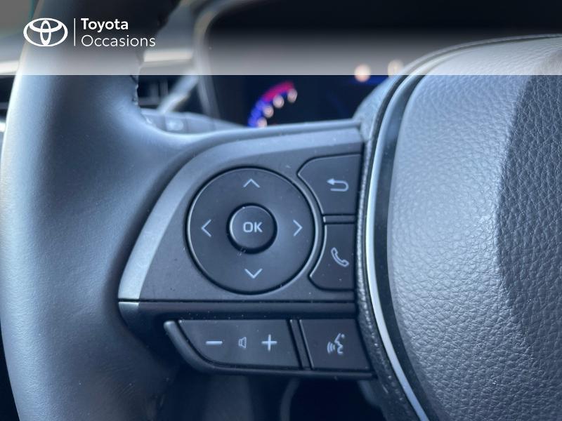 Photo 17 de l'offre de TOYOTA Corolla 122h Dynamic MY20 à 21980€ chez Altis - Toyota Vannes