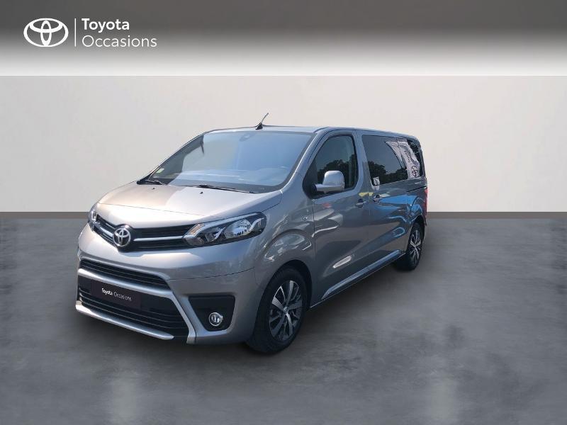 Toyota PROACE Verso Medium 2.0 120 D-4D Dynamic BVA RC18 Diesel GRIS PLATINE Occasion à vendre