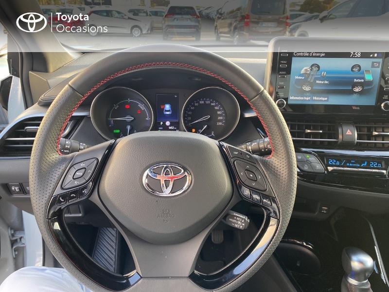 Photo 9 de l'offre de TOYOTA C-HR 184h GR-Sport 2WD E-CVT MY20 à 32890€ chez Altis - Toyota Vannes