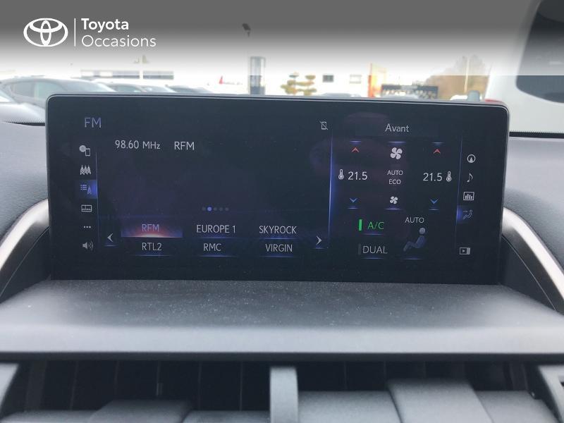 Photo 7 de l'offre de LEXUS NX 300h 4WD F SPORT Executive Euro6d-T à 44980€ chez Altis - Toyota Vannes