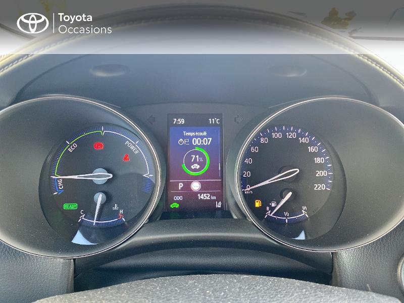 Photo 14 de l'offre de TOYOTA C-HR 184h GR-Sport 2WD E-CVT MY20 à 32890€ chez Altis - Toyota Vannes
