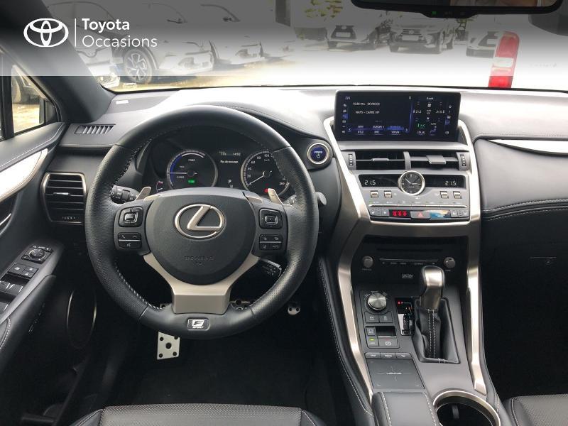 Photo 5 de l'offre de LEXUS NX 300h 4WD F SPORT Executive Euro6d-T à 44980€ chez Altis - Toyota Vannes