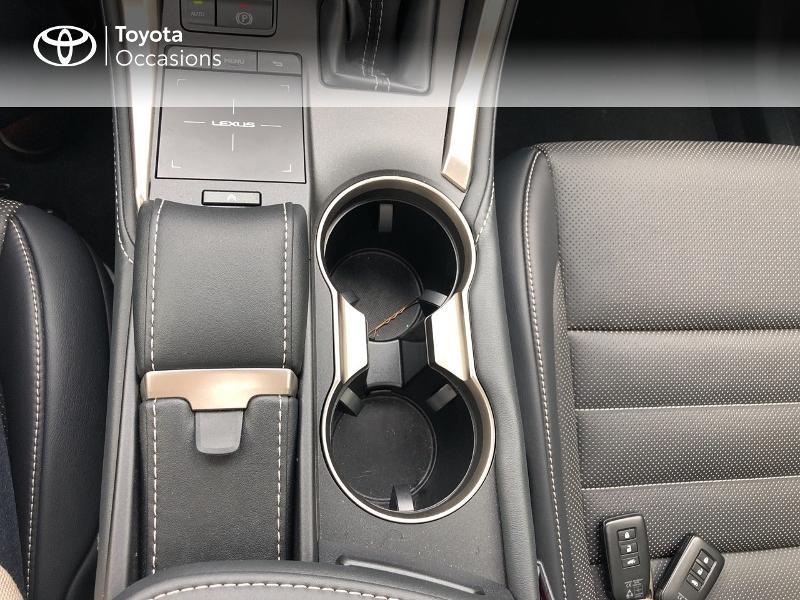 Photo 17 de l'offre de LEXUS NX 300h 4WD F SPORT Executive Euro6d-T à 44980€ chez Altis - Toyota Vannes