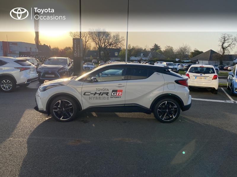 Photo 25 de l'offre de TOYOTA C-HR 184h GR-Sport 2WD E-CVT MY20 à 32890€ chez Altis - Toyota Vannes