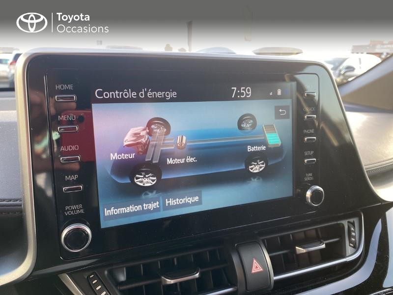Photo 15 de l'offre de TOYOTA C-HR 184h GR-Sport 2WD E-CVT MY20 à 32890€ chez Altis - Toyota Vannes
