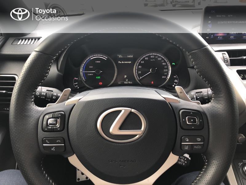 Photo 8 de l'offre de LEXUS NX 300h 4WD F SPORT Executive Euro6d-T à 44980€ chez Altis - Toyota Vannes