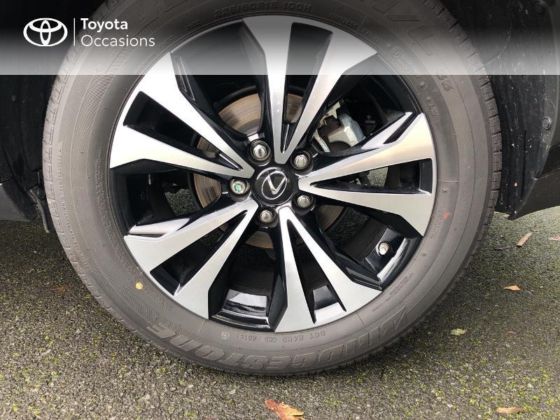 Photo 4 de l'offre de LEXUS NX 300h 4WD F SPORT Executive Euro6d-T à 44980€ chez Altis - Toyota Vannes