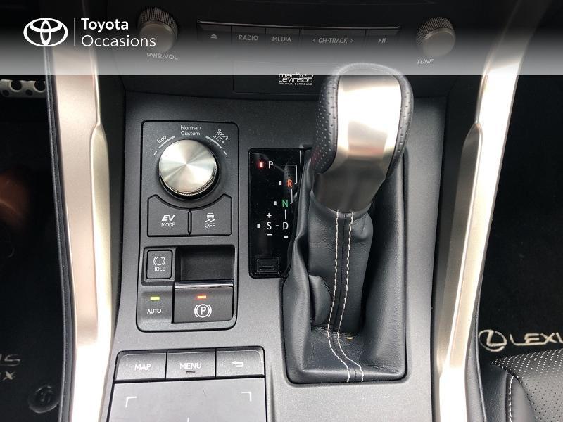 Photo 9 de l'offre de LEXUS NX 300h 4WD F SPORT Executive Euro6d-T à 44980€ chez Altis - Toyota Vannes