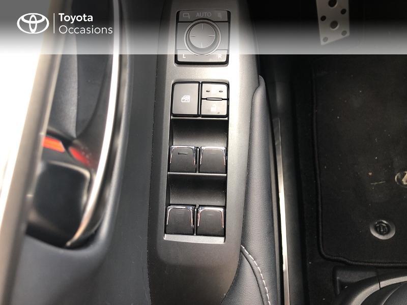 Photo 12 de l'offre de LEXUS NX 300h 4WD F SPORT Executive Euro6d-T à 44980€ chez Altis - Toyota Vannes