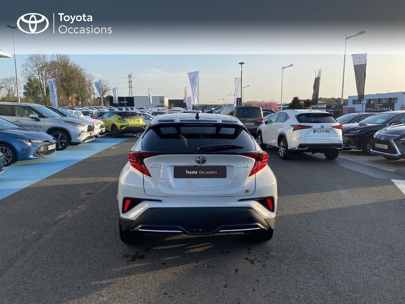 Photo 26 de l'offre de TOYOTA C-HR 184h GR-Sport 2WD E-CVT MY20 à 32890€ chez Altis - Toyota Vannes
