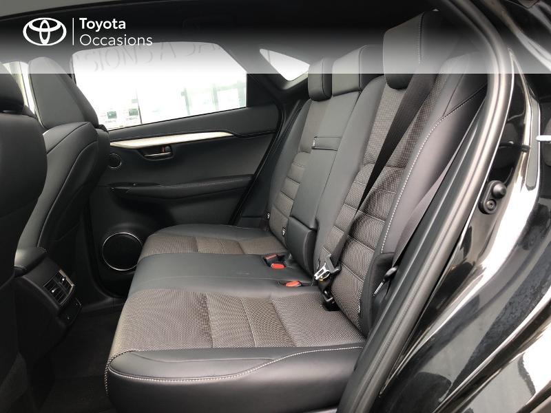 Photo 14 de l'offre de LEXUS NX 300h 4WD F SPORT Executive Euro6d-T à 44980€ chez Altis - Toyota Vannes