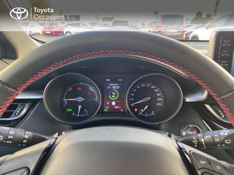 Photo 13 de l'offre de TOYOTA C-HR 184h GR-Sport 2WD E-CVT MY20 à 32890€ chez Altis - Toyota Vannes