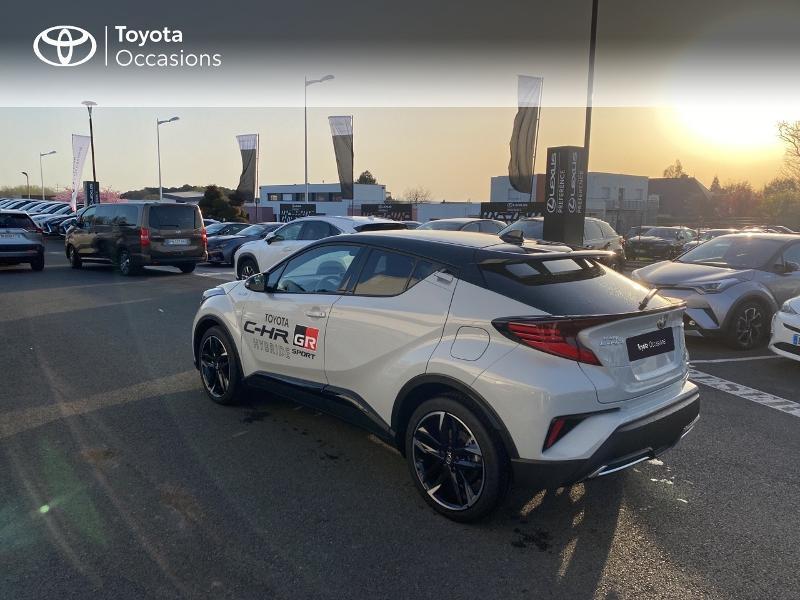 Photo 24 de l'offre de TOYOTA C-HR 184h GR-Sport 2WD E-CVT MY20 à 32890€ chez Altis - Toyota Vannes