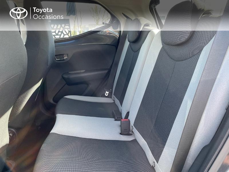 Photo 12 de l'offre de TOYOTA Aygo 1.0 VVT-i 69ch x-play 5p à 8980€ chez Altis - Toyota Vannes