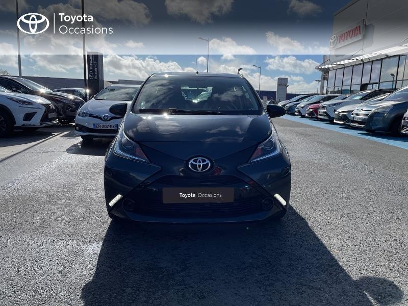 Photo 29 de l'offre de TOYOTA Aygo 1.0 VVT-i 69ch x-play 5p à 8980€ chez Altis - Toyota Vannes