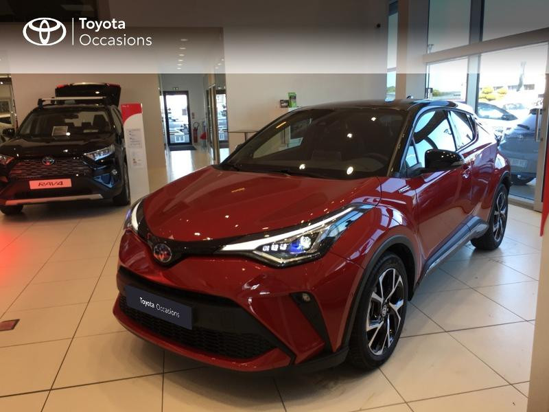 Photo 25 de l'offre de TOYOTA C-HR 184h Collection 2WD E-CVT MY20 à 35490€ chez Altis - Toyota Vannes