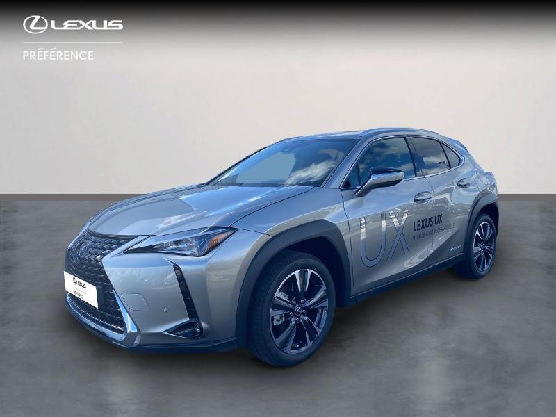 Lexus UX 250h 2WD Premium Edition MY21 Hybride GRIS TITANE Occasion à vendre