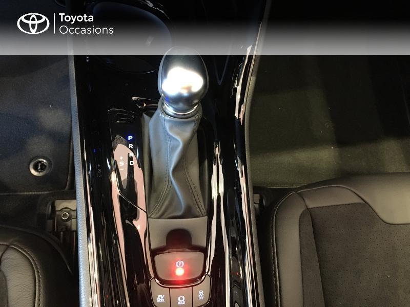 Photo 23 de l'offre de TOYOTA C-HR 184h Collection 2WD E-CVT MY20 à 35490€ chez Altis - Toyota Vannes