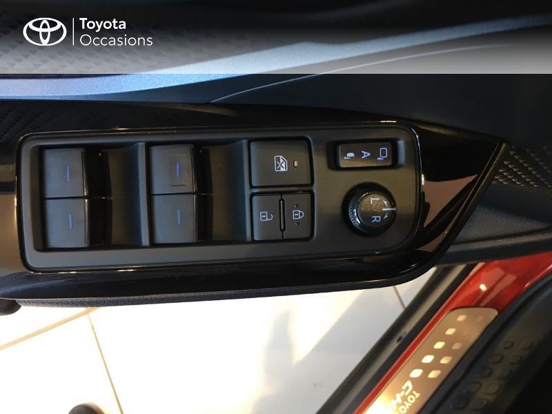 Photo 21 de l'offre de TOYOTA C-HR 184h Collection 2WD E-CVT MY20 à 35490€ chez Altis - Toyota Vannes