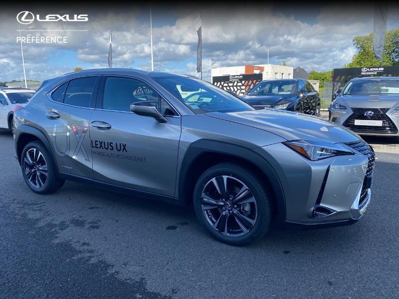 Photo 19 de l'offre de LEXUS UX 250h 2WD Premium Edition MY21 à 34890€ chez Altis - Toyota Vannes