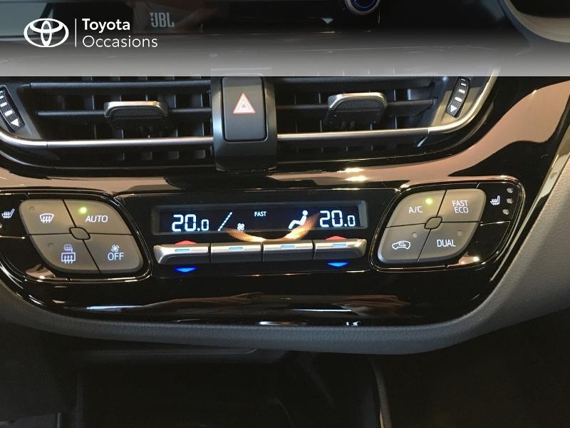 Photo 22 de l'offre de TOYOTA C-HR 184h Collection 2WD E-CVT MY20 à 35490€ chez Altis - Toyota Vannes