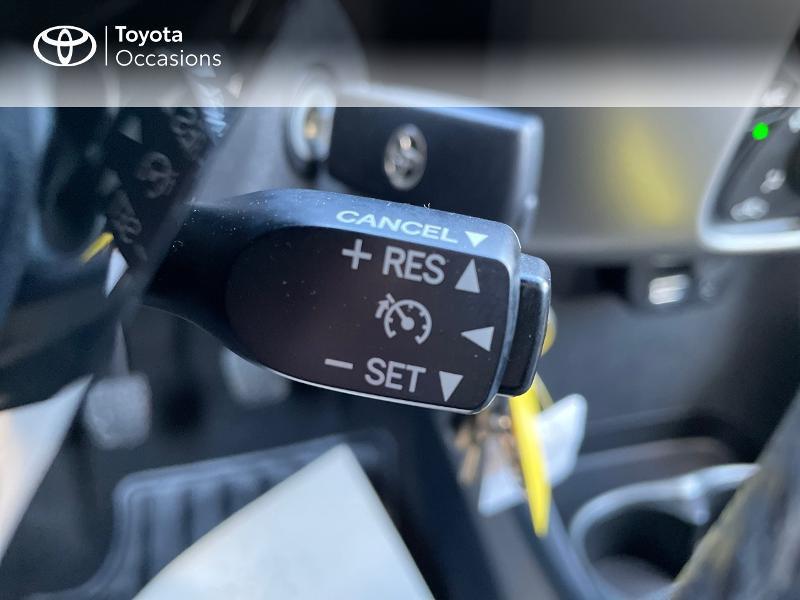 Photo 21 de l'offre de TOYOTA Aygo 1.0 VVT-i 69ch x-play 5p à 8980€ chez Altis - Toyota Vannes