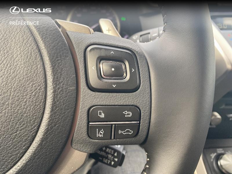 Photo 20 de l'offre de LEXUS NX 300h 2WD Design MY21 à 46890€ chez Altis - Toyota Vannes