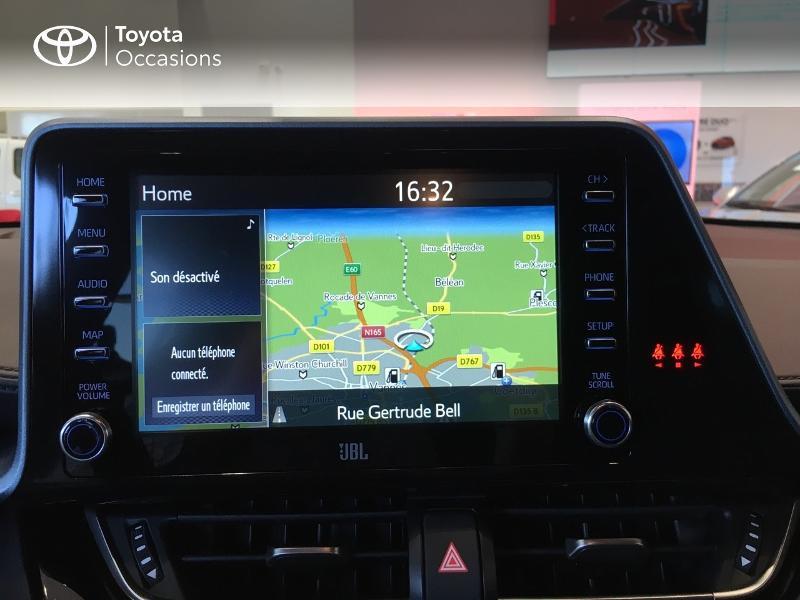 Photo 15 de l'offre de TOYOTA C-HR 184h Collection 2WD E-CVT MY20 à 35490€ chez Altis - Toyota Vannes