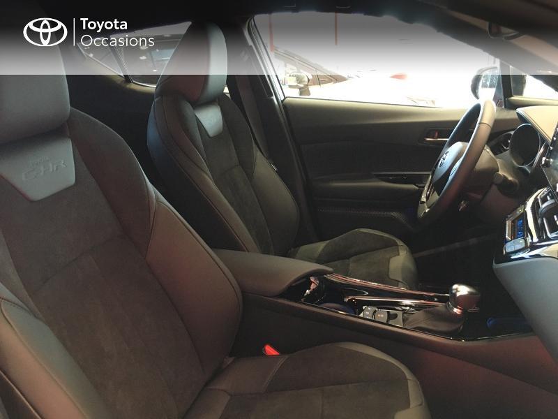 Photo 6 de l'offre de TOYOTA C-HR 184h Collection 2WD E-CVT MY20 à 35490€ chez Altis - Toyota Vannes