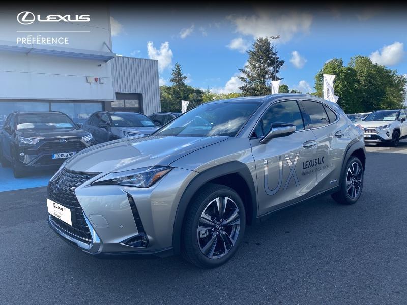 Photo 24 de l'offre de LEXUS UX 250h 2WD Premium Edition MY21 à 34890€ chez Altis - Toyota Vannes
