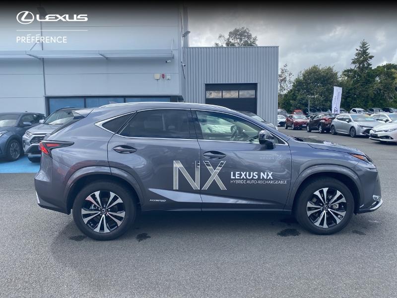 Photo 17 de l'offre de LEXUS NX 300h 2WD Design MY21 à 46890€ chez Altis - Toyota Vannes