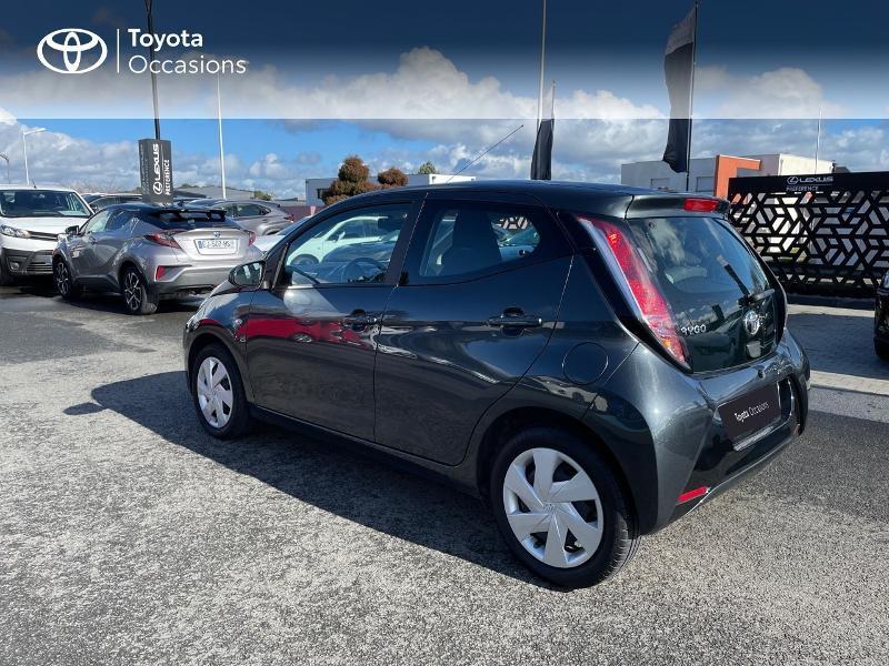 Photo 26 de l'offre de TOYOTA Aygo 1.0 VVT-i 69ch x-play 5p à 8980€ chez Altis - Toyota Vannes