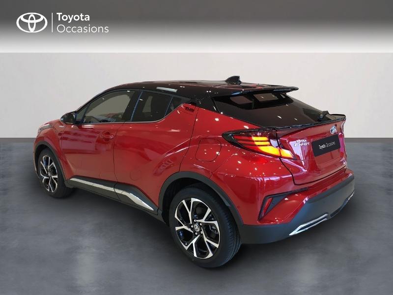 Photo 2 de l'offre de TOYOTA C-HR 184h Collection 2WD E-CVT MY20 à 35490€ chez Altis - Toyota Vannes