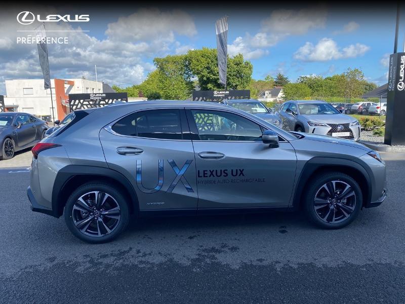 Photo 17 de l'offre de LEXUS UX 250h 2WD Premium Edition MY21 à 34890€ chez Altis - Toyota Vannes