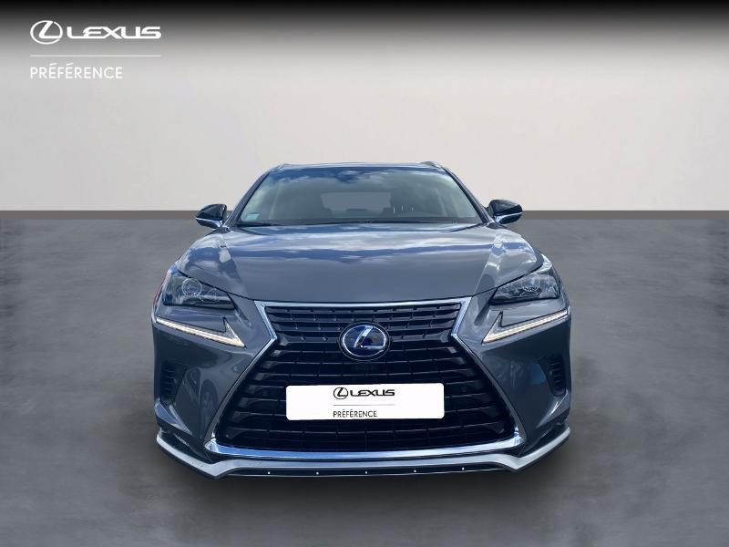 Photo 5 de l'offre de LEXUS NX 300h 2WD Design MY21 à 46890€ chez Altis - Toyota Vannes