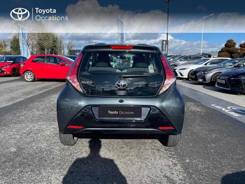 Photo 28 de l'offre de TOYOTA Aygo 1.0 VVT-i 69ch x-play 5p à 8980€ chez Altis - Toyota Vannes