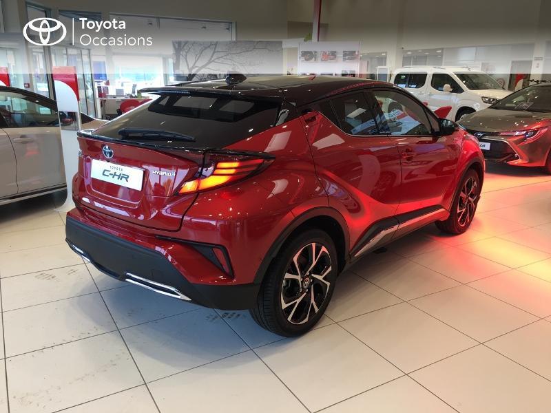 Photo 18 de l'offre de TOYOTA C-HR 184h Collection 2WD E-CVT MY20 à 35490€ chez Altis - Toyota Vannes