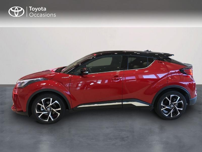 Photo 3 de l'offre de TOYOTA C-HR 184h Collection 2WD E-CVT MY20 à 35490€ chez Altis - Toyota Vannes
