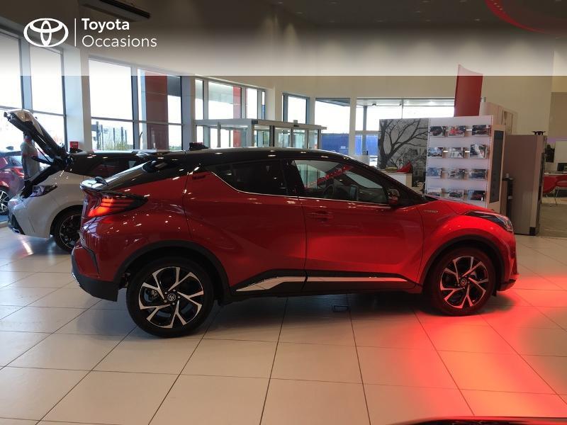 Photo 17 de l'offre de TOYOTA C-HR 184h Collection 2WD E-CVT MY20 à 35490€ chez Altis - Toyota Vannes