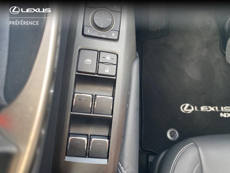 Photo 21 de l'offre de LEXUS NX 300h 2WD Design MY21 à 46890€ chez Altis - Toyota Vannes