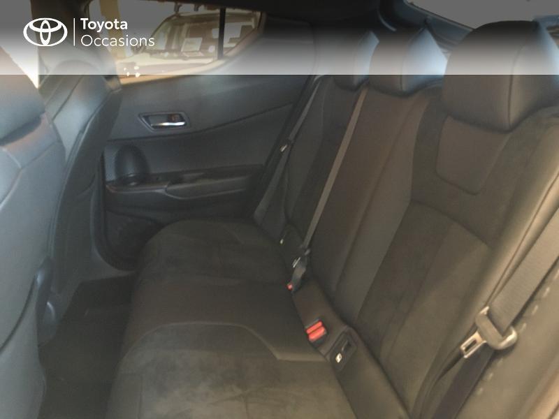 Photo 12 de l'offre de TOYOTA C-HR 184h Collection 2WD E-CVT MY20 à 35490€ chez Altis - Toyota Vannes