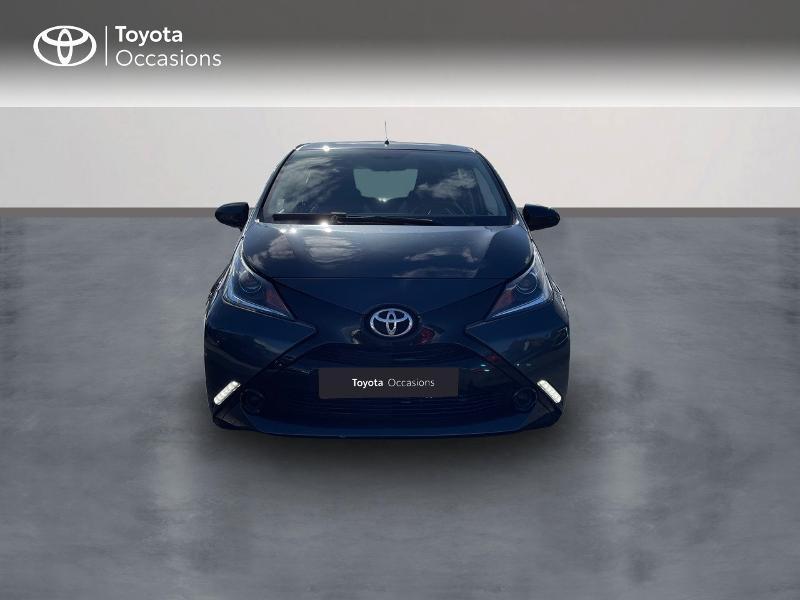 Photo 5 de l'offre de TOYOTA Aygo 1.0 VVT-i 69ch x-play 5p à 8980€ chez Altis - Toyota Vannes