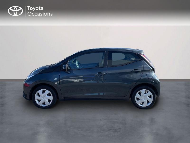 Photo 3 de l'offre de TOYOTA Aygo 1.0 VVT-i 69ch x-play 5p à 8980€ chez Altis - Toyota Vannes