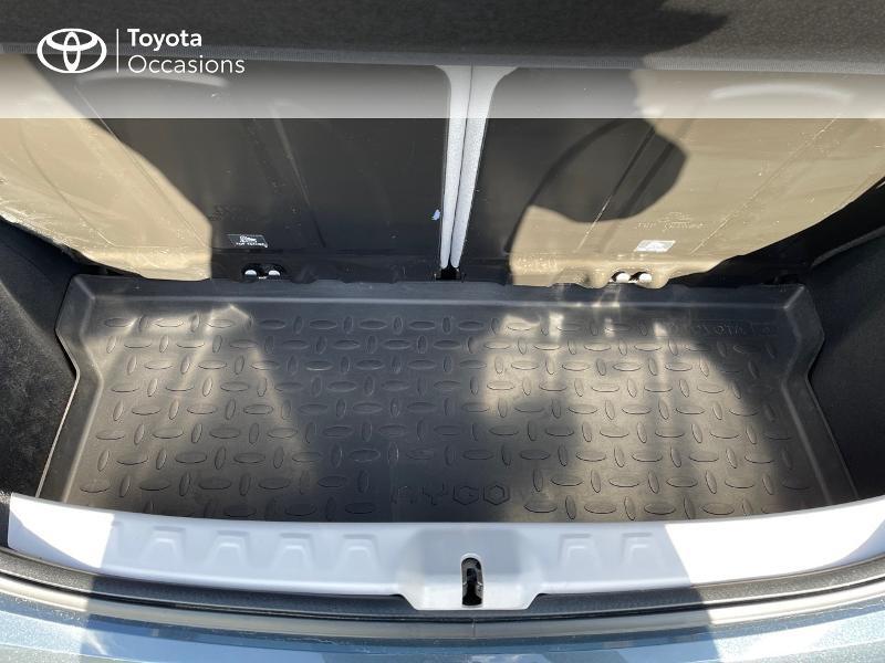 Photo 10 de l'offre de TOYOTA Aygo 1.0 VVT-i 69ch x-play 5p à 8980€ chez Altis - Toyota Vannes