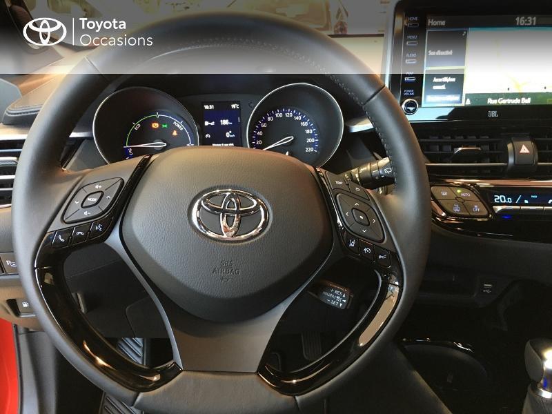 Photo 9 de l'offre de TOYOTA C-HR 184h Collection 2WD E-CVT MY20 à 35490€ chez Altis - Toyota Vannes
