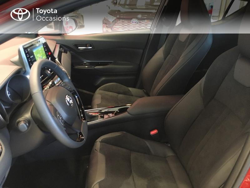Photo 11 de l'offre de TOYOTA C-HR 184h Collection 2WD E-CVT MY20 à 35490€ chez Altis - Toyota Vannes