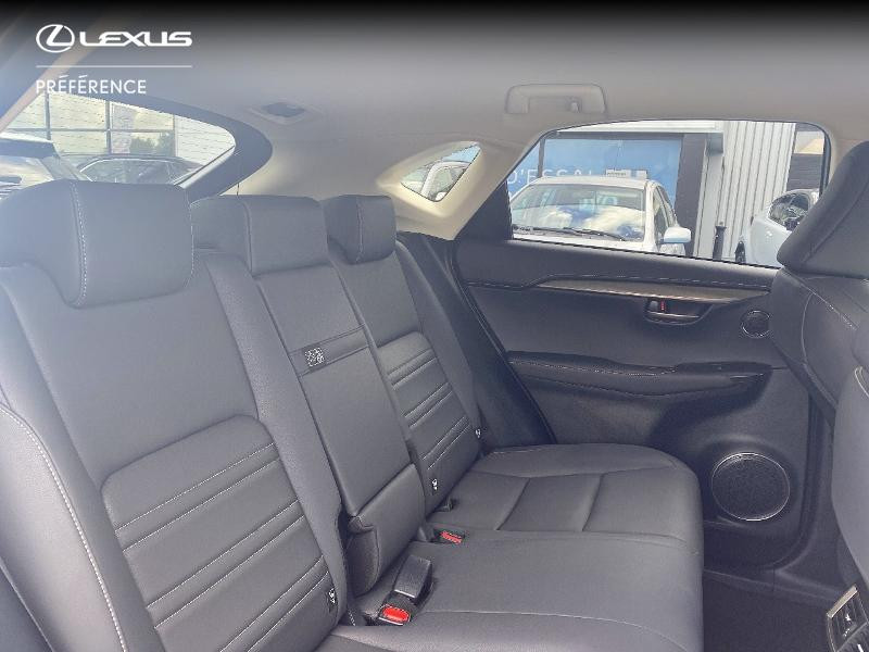 Photo 7 de l'offre de LEXUS NX 300h 2WD Design MY21 à 46890€ chez Altis - Toyota Vannes