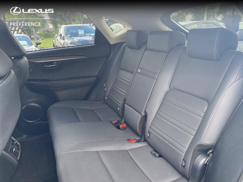 Photo 12 de l'offre de LEXUS NX 300h 2WD Design MY21 à 46890€ chez Altis - Toyota Vannes